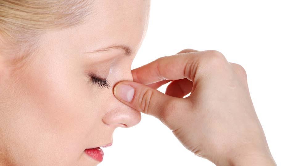 Enfermedades de la nariz