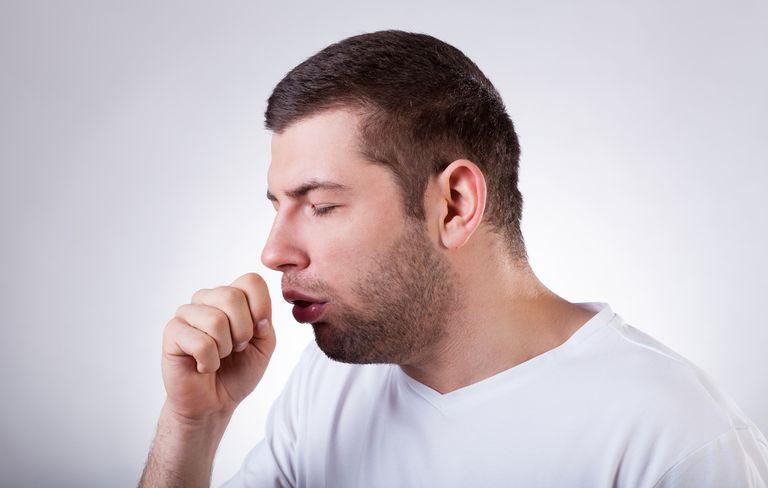 flema en la garganta