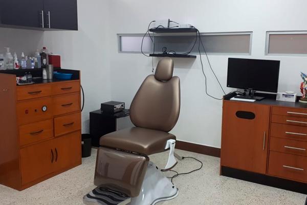 Instalaciones - Dra. María Julia Hernández